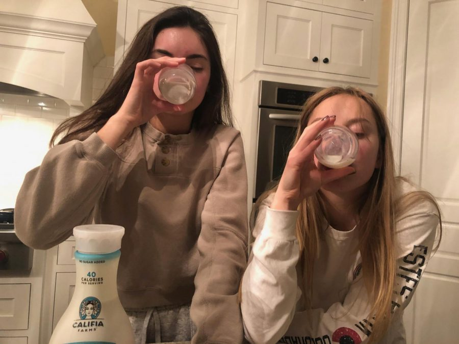 Students open up about the importance of milk