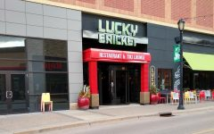 Lucky Cricket blends both Hawaiian and Chinese food.