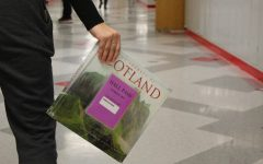 Outlandish passes found throughout BSM's halls