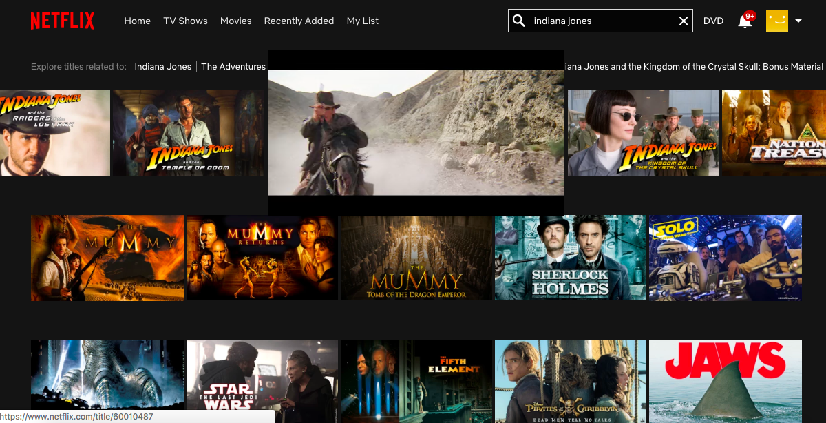The Indiana Jones series continues to entertain viewers across the globe today; now through the Netflix platform.