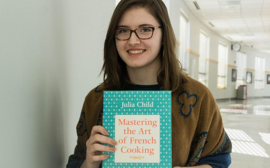 Grace+Bacon+once+spent+a+summer+cooking+all+of+Julia+Child%E2%80%99s+recipes.