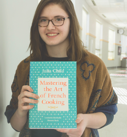 Grace Bacon once spent a summer cooking all of Julia Child's recipes.