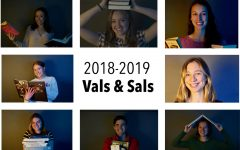 Class of 2019 honors 7 valedictorians & 1 salutatorian
