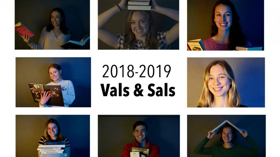 Class of 2019 honors seven valedictorians and one salutatorian