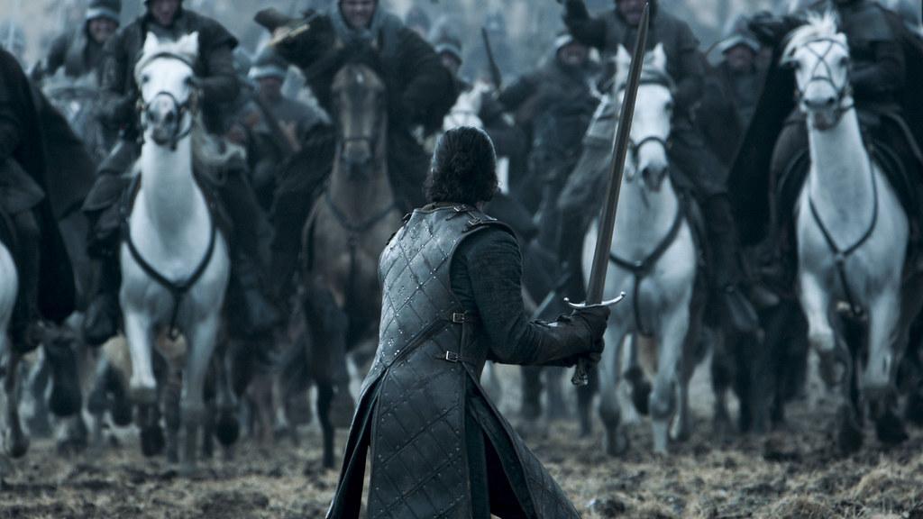 Jon Snow in the
