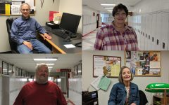 Four retirees look forward to life after BSM