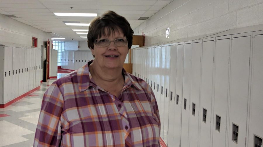 Ms. Anne Moen, who has worked at BSM since 1991, retires this month.