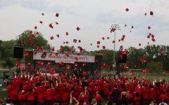 The class of 2019 graduates