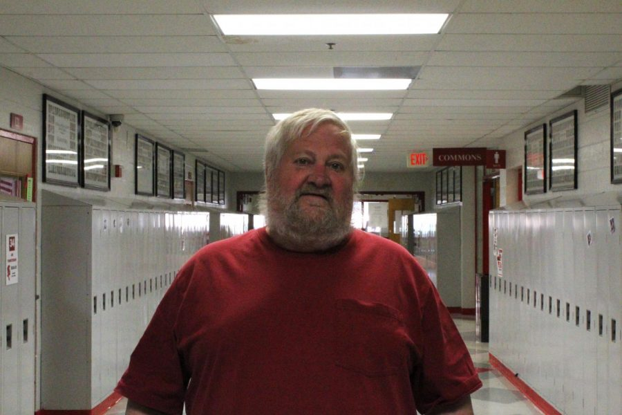 After 6 years at BSM, Mr. Bob Spotts is retiring this summer.