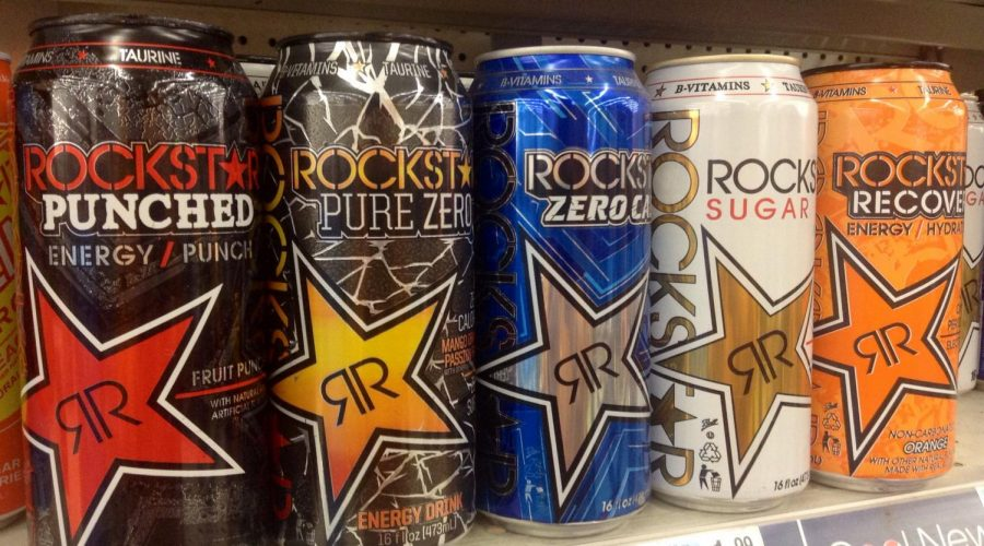 Rockstar+drinks+line+the+shelves+at+local+grocery+stores%2C+but+Nicole+Crescini+doesn%27t+think+they+live+up+to+the+hype