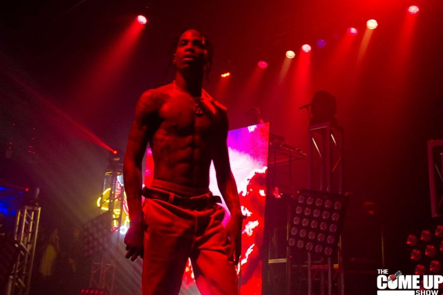 Houston rapper Travis Scott continues to produce some of the hottest music year after year.