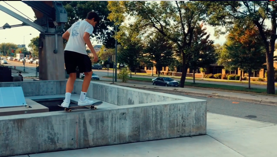 Sophomores take on the skate parks