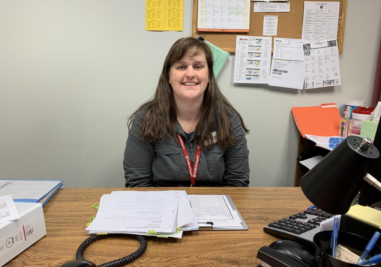 Stacy Zitzloff joins the BSM community as school nurse.