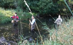 Ecology brings students a nontraditional learning environment