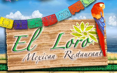 El Loro offers a convenient place to grab authentic Mexican food