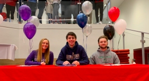 Twelve seniors commit to college athletics