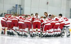 Girls' hockey has great hopes for the season to come