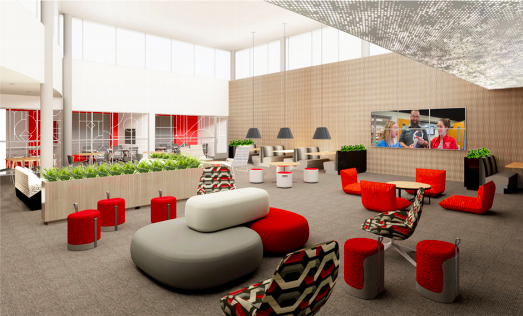 BSM plans to add new space for collaborative learning.