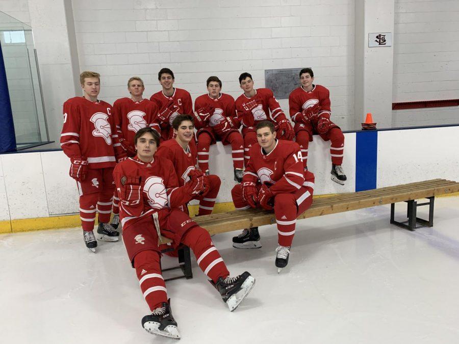 Insider look at boys' hockey tryouts