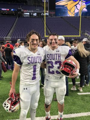 Two BSM students participate in all-star football game