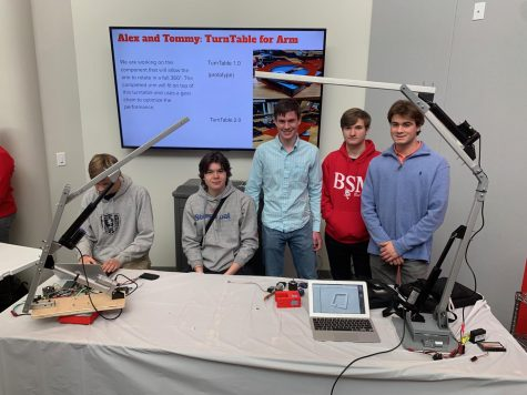 Engineering department hosts open house