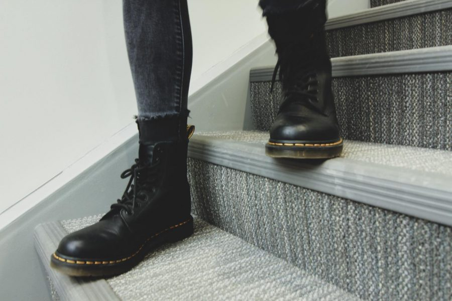 Doc Martins being back in style is just one example of how trends in fashion just keep coming back.