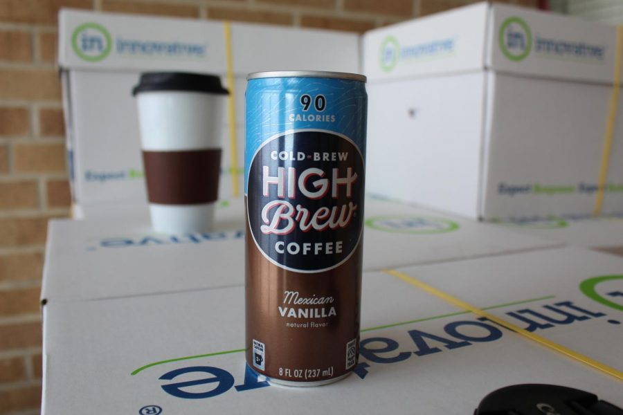Student discusses caffeine overdose