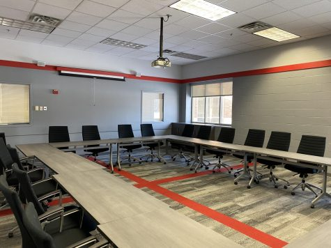 New atrium and learning space opens in the school