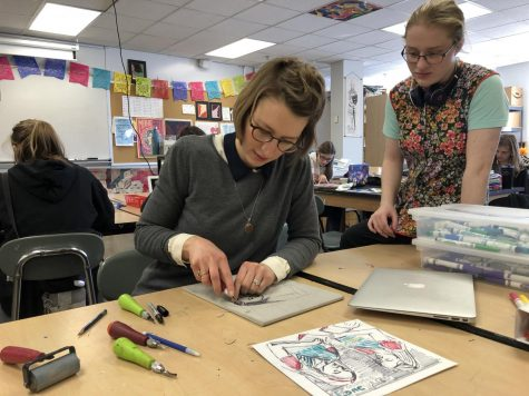 BSM adds new art classes for the 2020-2021 school year.