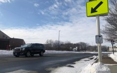 Students and faculty share winter driving experiences