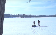 Ice fishing takes over as a popular winter activity