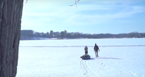 BSM students have taken to the ice this winter to partake in a new hobby: ice fishing.