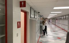 The BSM bathrooms need some renovations