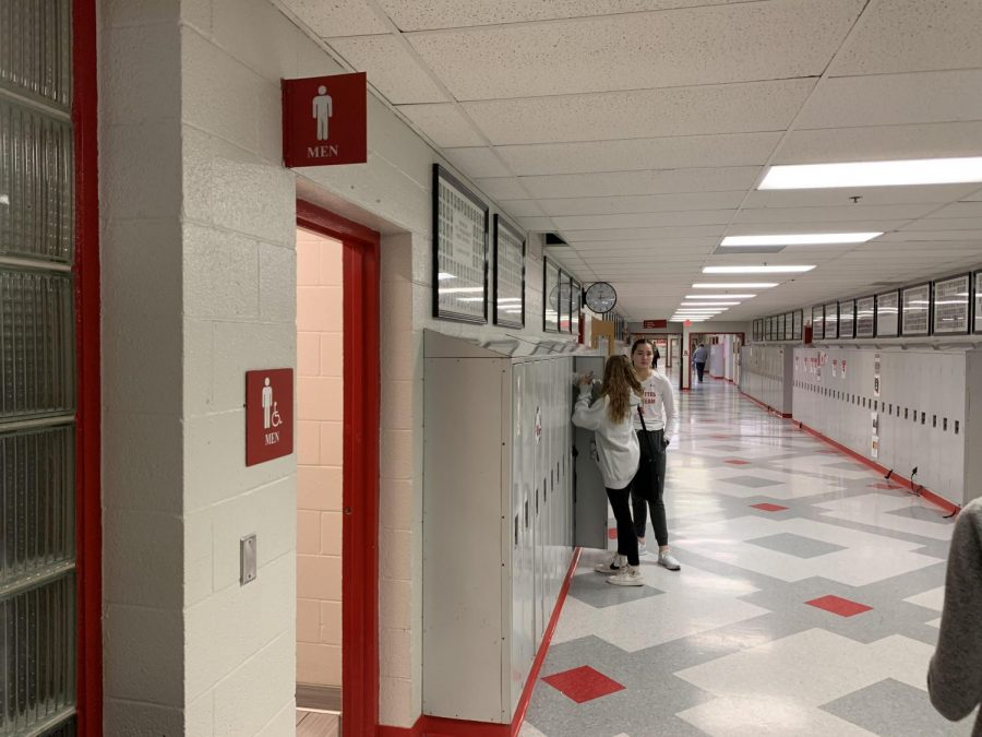 BSM senior believes that the BSM bathrooms are in desperate need of some big renovations.
