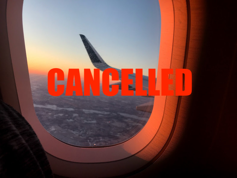 Due to the COVID-19 outbreak, many spring break plans were cancelled or drastically changed.