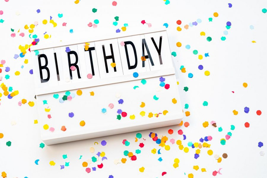 Student who have birthdays while the state is under a stay-at-home order are forced to celebrate at a distance.