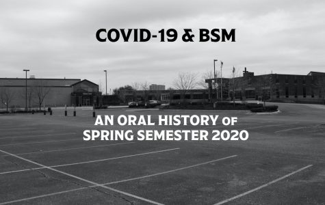Due to COVID-19, BSM sits empty as students attend school online.