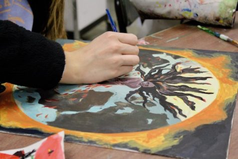 During quarantine, many students are learning new talents to keep them busy.