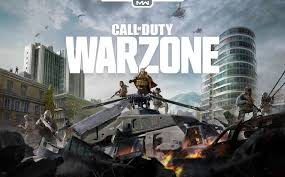 "Call of Duty adds to the Battle Royale genre with ""Warzone."""