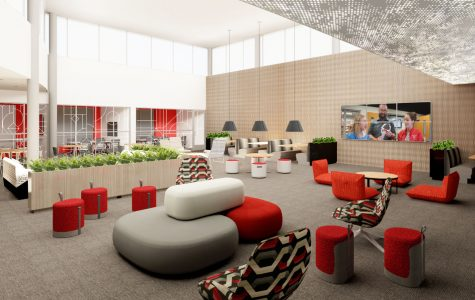 The Cube will open in December and be used to enhance student collaboration and creativity.
