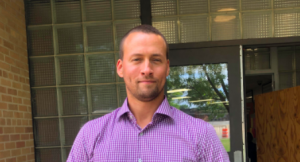 BSM welcomed a new English teacher for the 2020-2021 school year, Mr. Faruq.