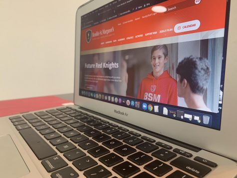 The BSM website is a common destination for virtual students.