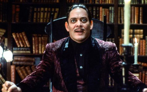 The Addams Family sets a good Halloween tone and is a good family movie.