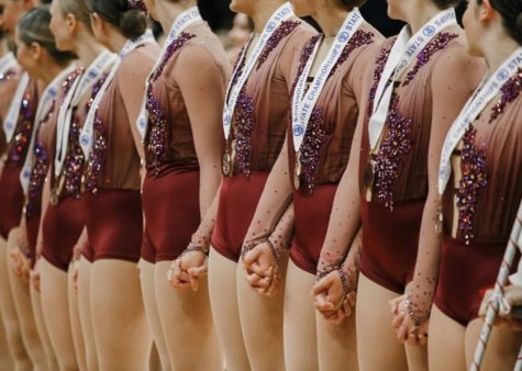 The Knightettes reminisce on medaling at last year's state tournament and grieve that they might not have the chance to do so again this year.