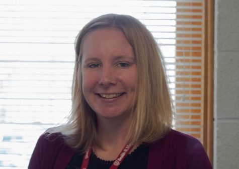 New director of marketing Kari Knoll is excited to help the Benilde-St. Margaret's community.