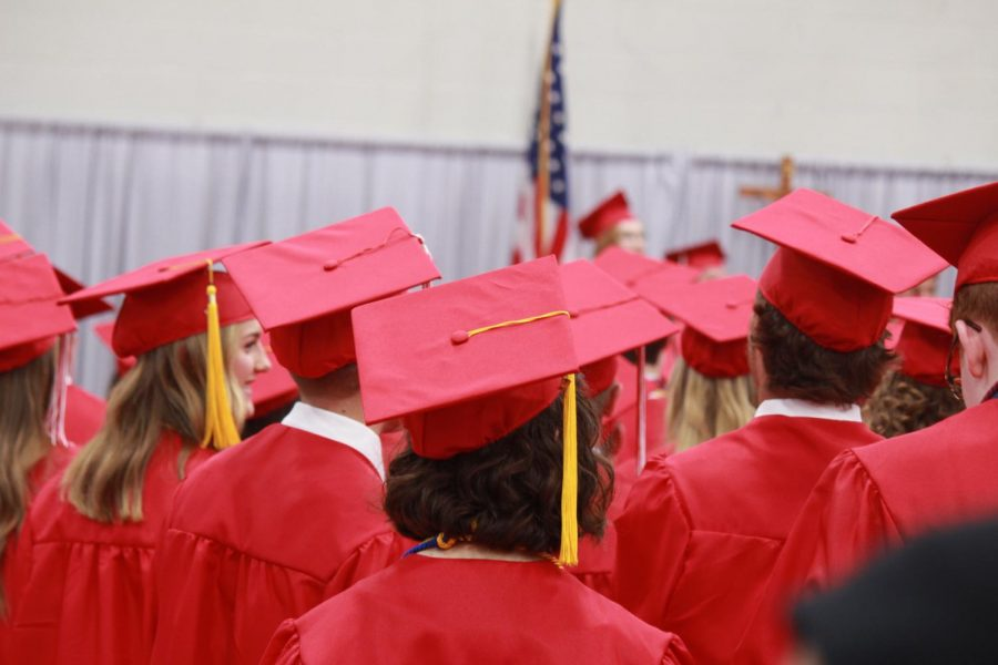 After graduation, most BSM students attend college, but what that will look like next year is anyone's guess.