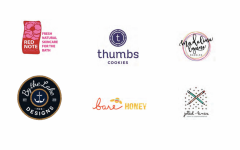 Some of the retailers for 2020's virtual Knightsbridge event include Red Note Botanica, Thumbs Cookies, Madeline Lynne Baubles, By The Lake MKB Designs, Bare Honey, and Jotted-Lines.