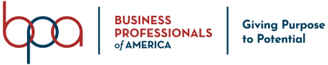 The official logo for Business Professionals of America
