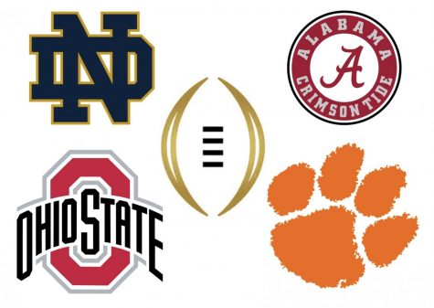 A look at the boring, repetitive matchups of the 2020-2021 College Football Playoff.