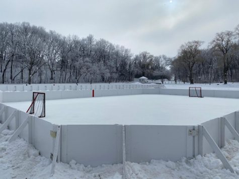 Located in Orono, MN, the Woodhill Rink is not very popular among BSM students, who prefer the ROC and Lake of the Isles.